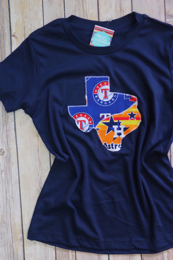 House Divided Texas Kid's Tee