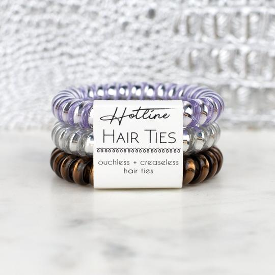 Hotline Hair Ties [Lavender Crush]