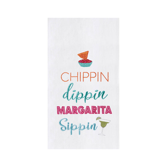 Fiesta Embroidered Tea Towels [2 Styles]