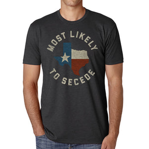 Most Likely To Secede Tee
