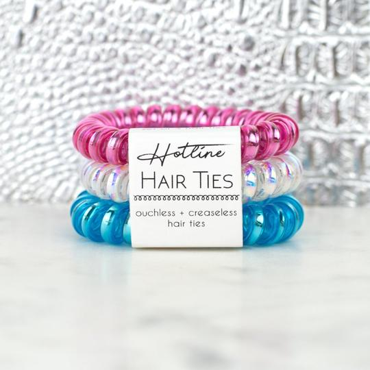 Last Call Hotline Hair Ties [Spring Breaker]