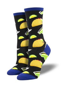 Tacos and Margs Women's Socks