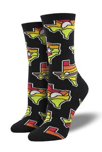 Texas Pride Women's Socks