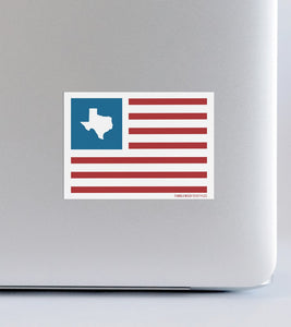 United States of Texas Sticker