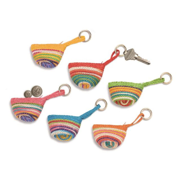 Fiesta Wicker Coin Purse