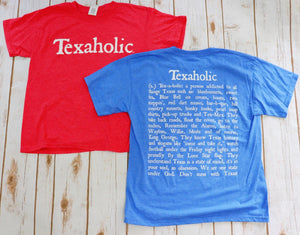 Youth Texaholic Tee [2 Colors]