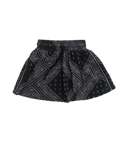 Girls bandana skirt. Online kids affordable luxury streetwear clothing designed in Australia.
