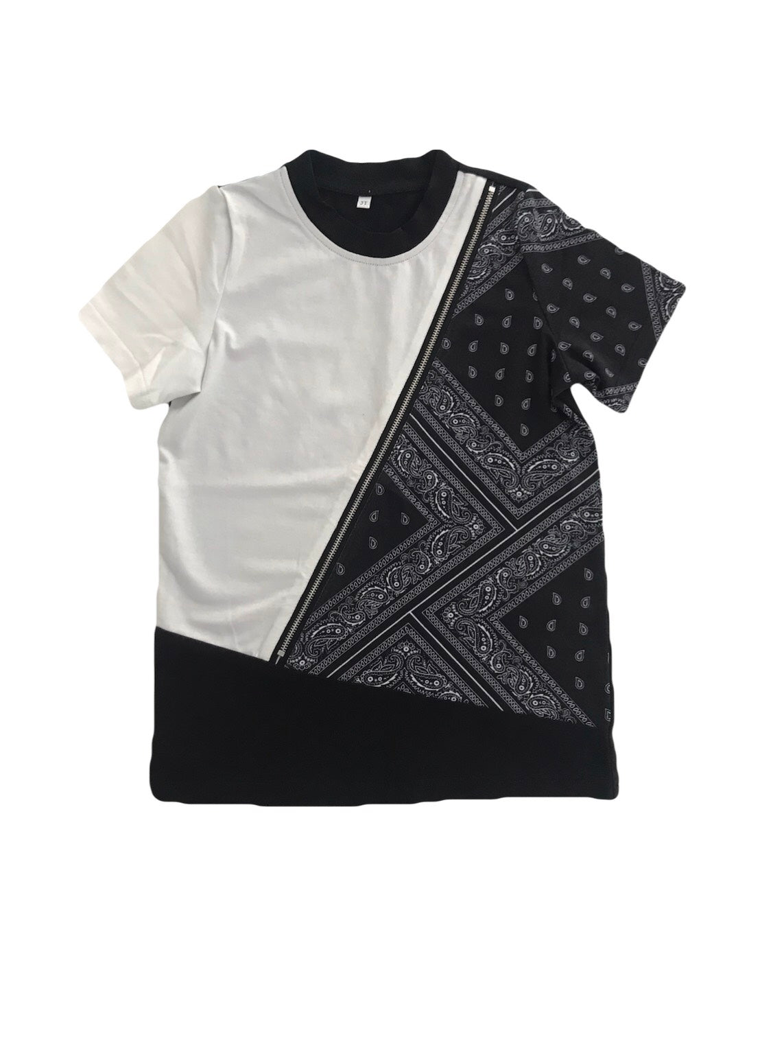 Kids bandana t shirt. Online kids affordable luxury streetwear clothing designed in Australia.