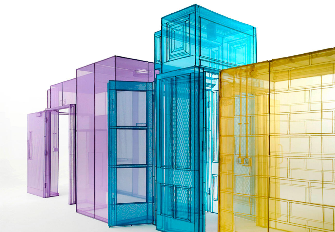 Do Ho Suh Victoria Miro Exhibition - KITRI Recommends