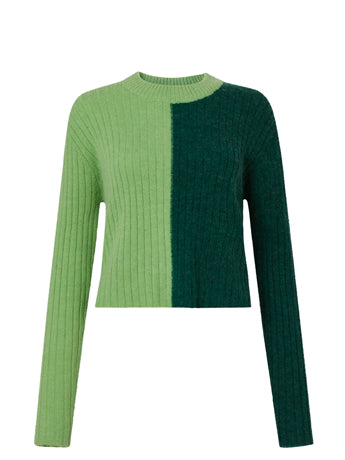 Rory Colour Block Sweater
