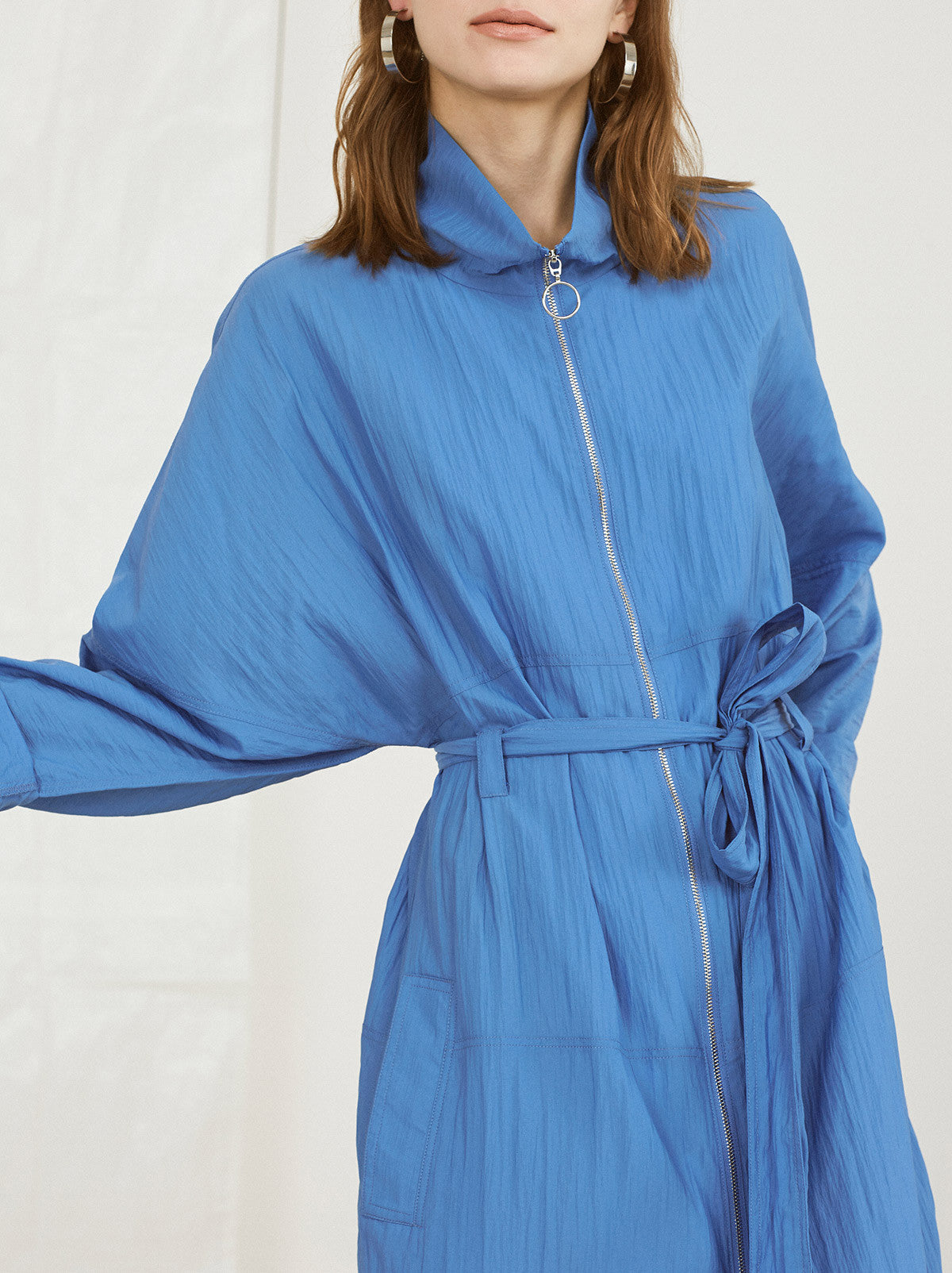 Laura Anorak Dress