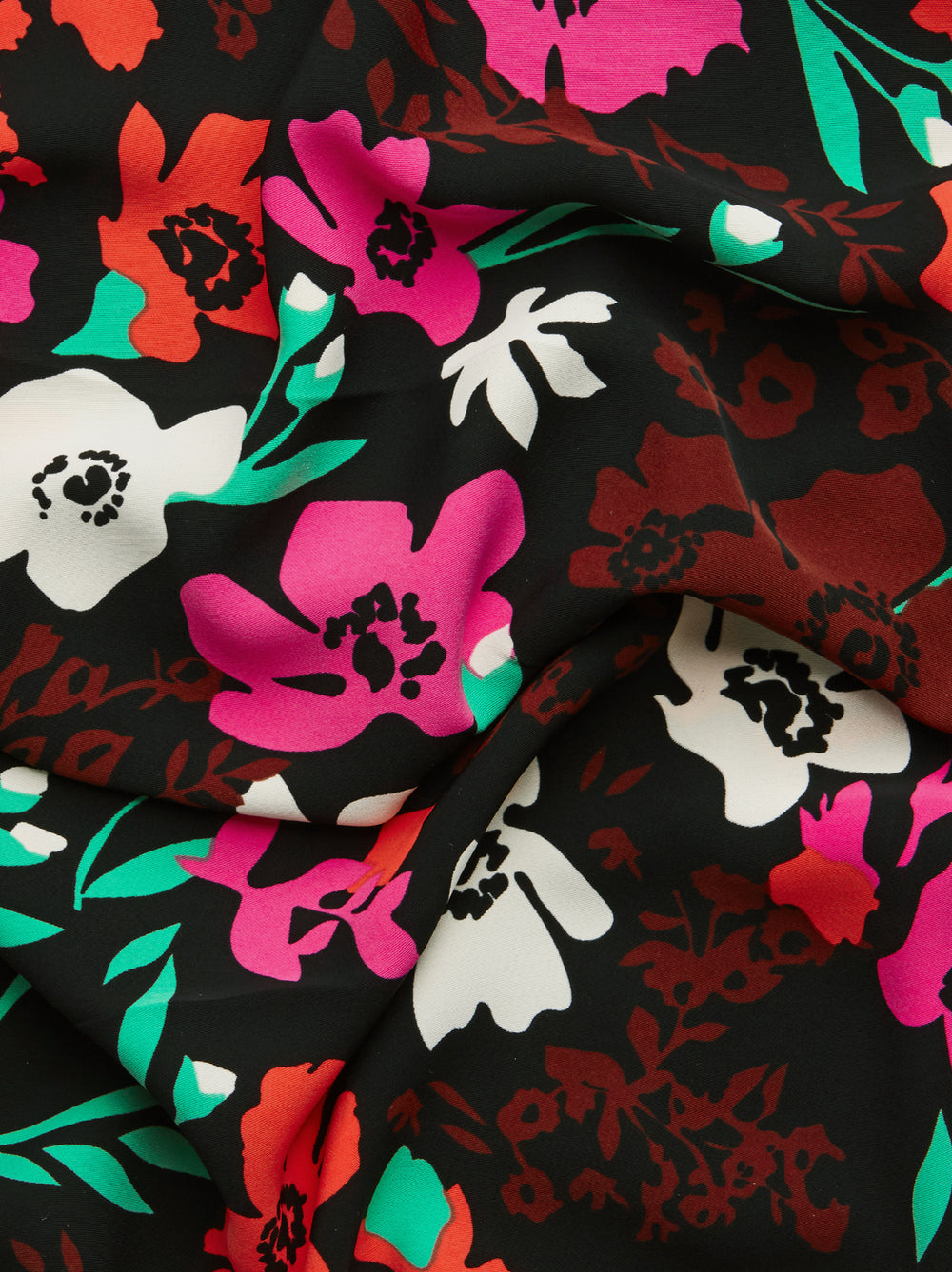 Lillian Floral Print Trousers