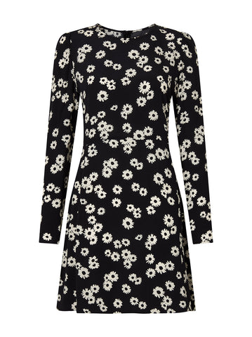 Esme Daisy Print Mini Dress