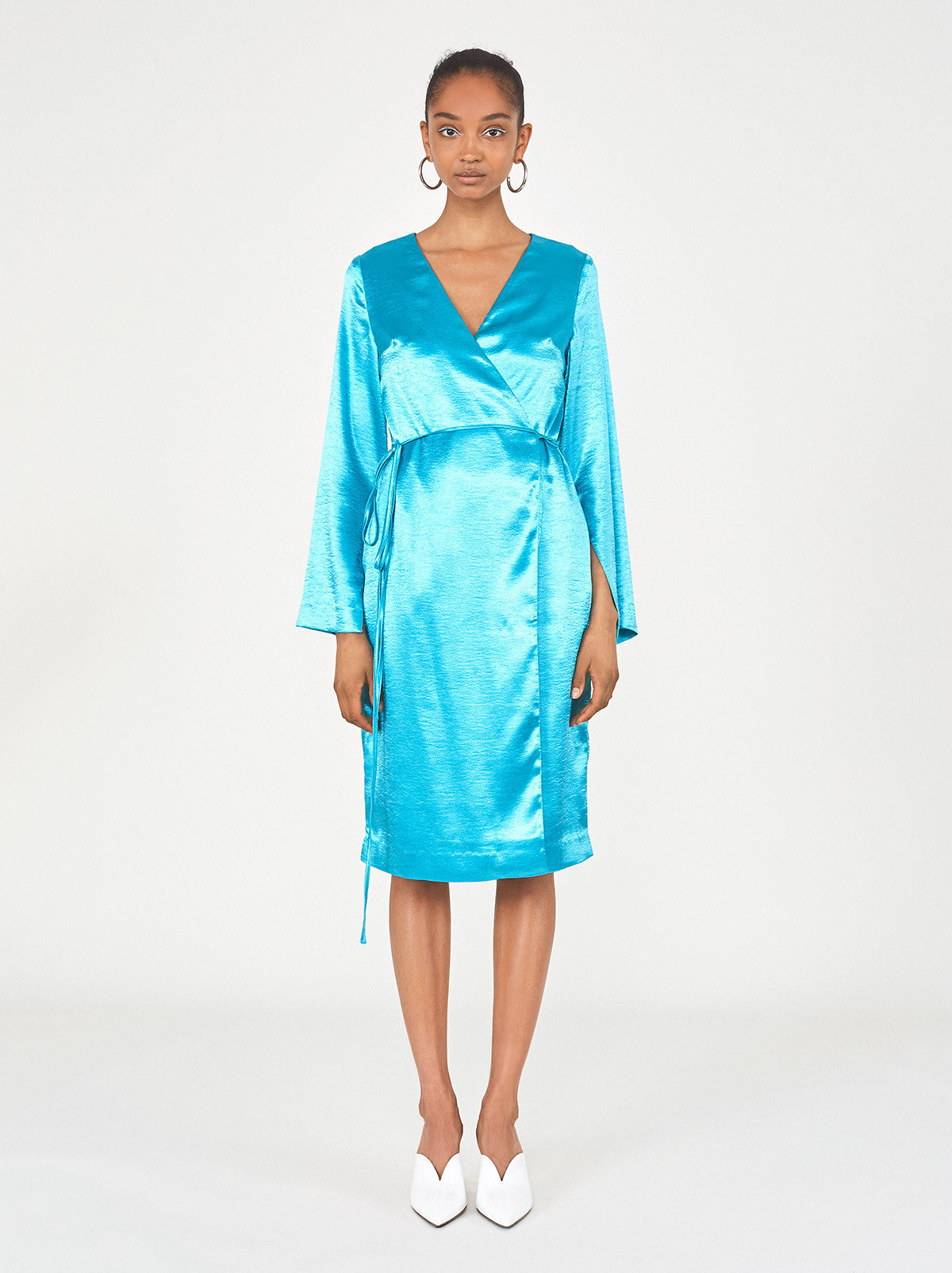 Giorgi Wrap Dress
