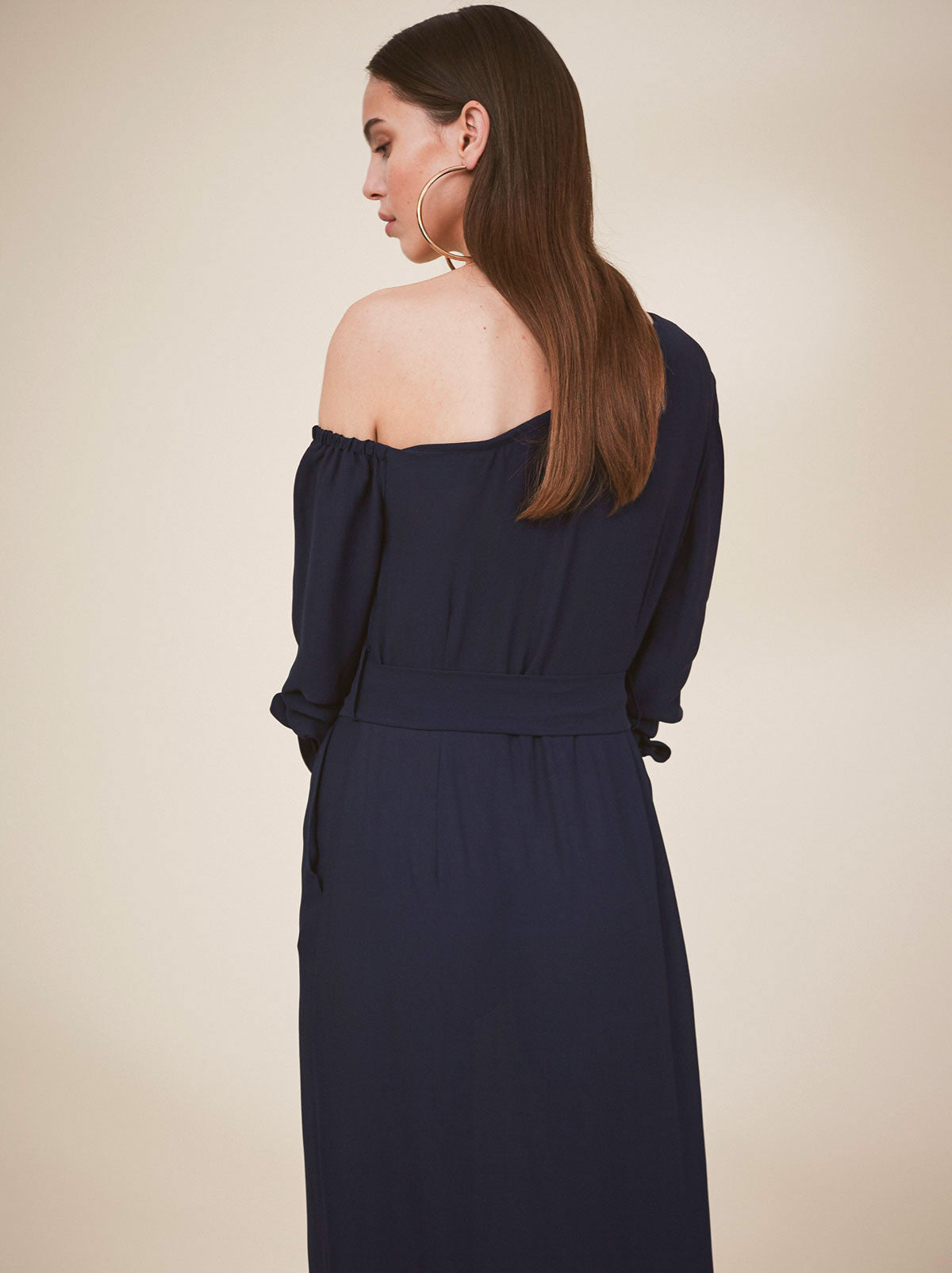 Beryl One Shoulder Dress