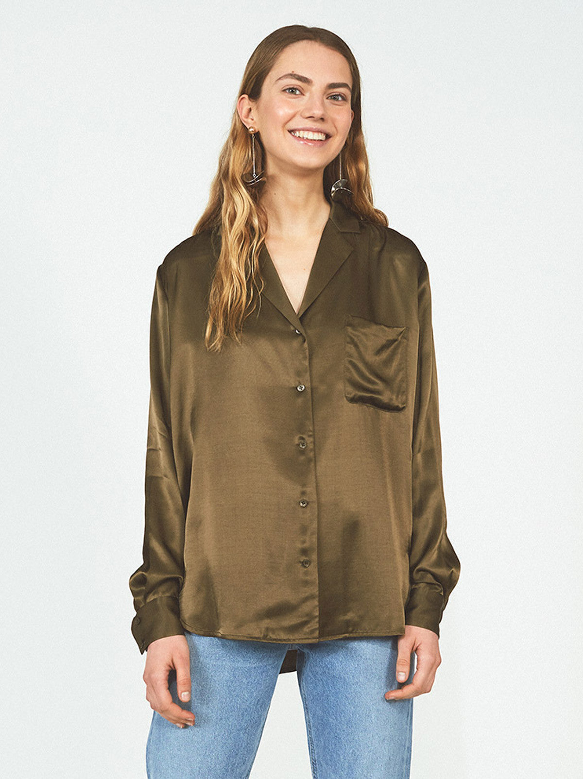 Nikiya Oversized Blouse