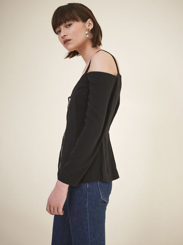 Patricia Cold Shoulder Top