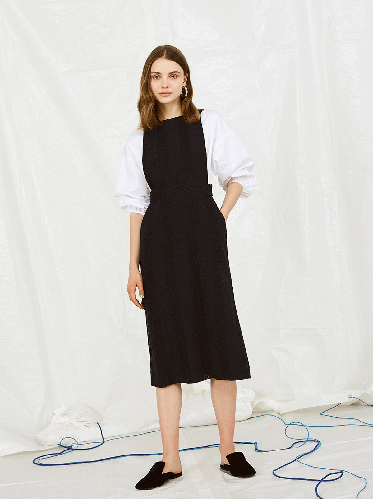 Payne Pinafore Dress