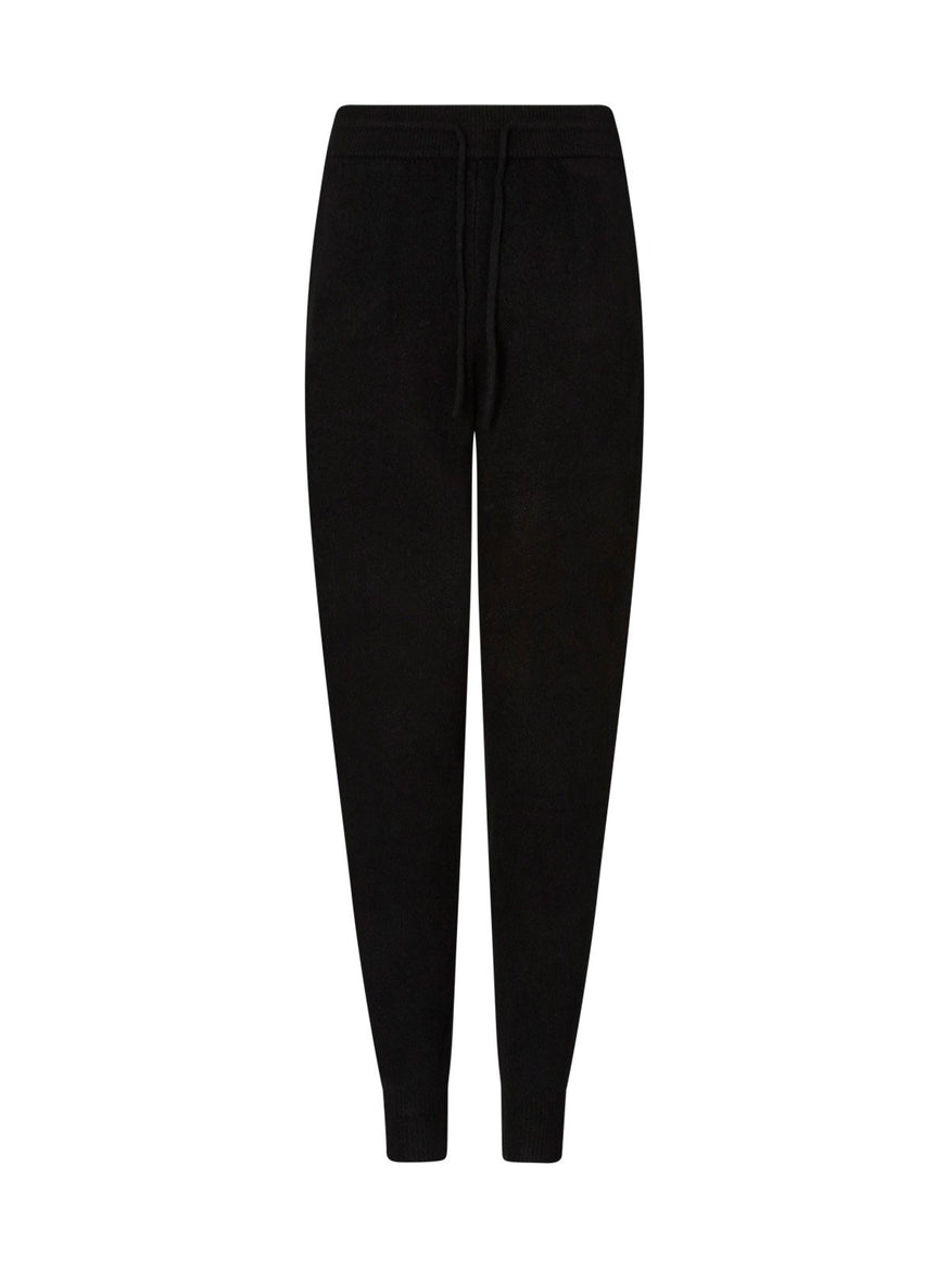 Robyn Black Knit Joggers