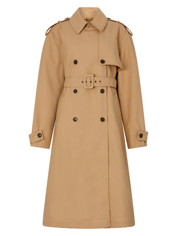 Sam Trench Coat by KITRI Studio