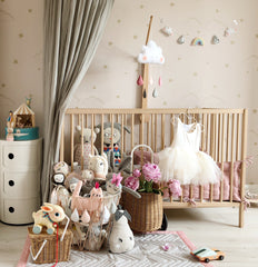 Nursery and New Baby