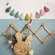 Load image into Gallery viewer, Springtime Droplet garland (Bestseller). Made to order.