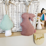 *New* Bunny Decoration - Created in your custom colours