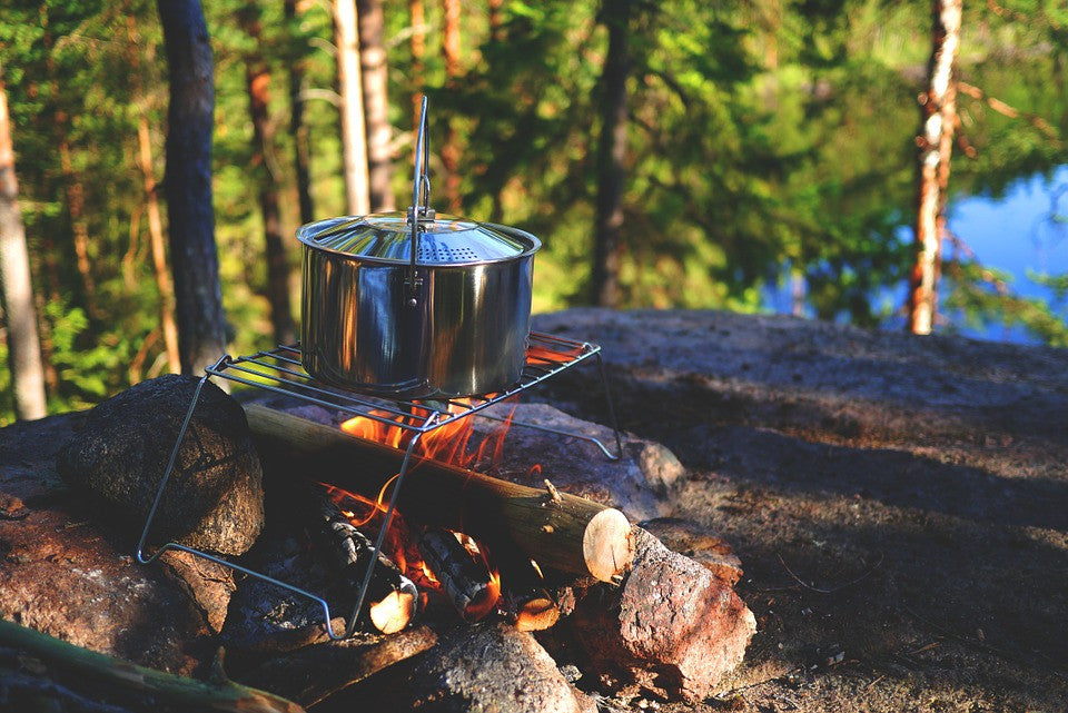 Cooking Essentials for Camping