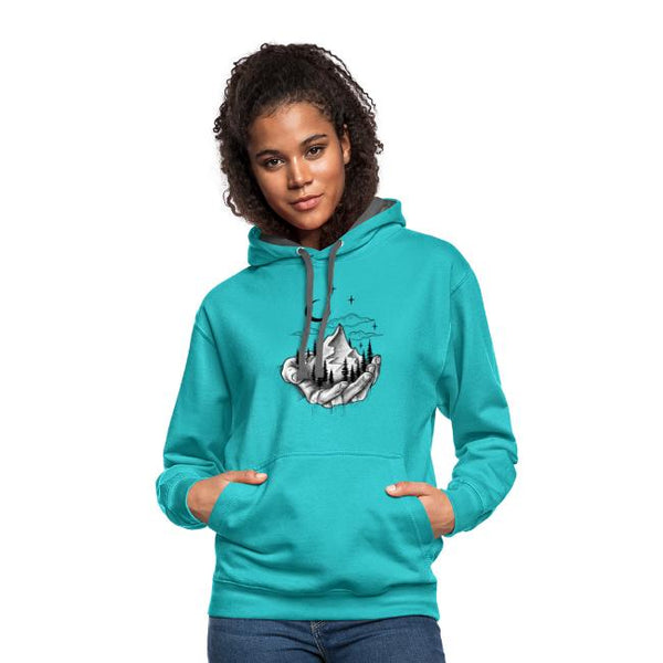 BOMKI Customize your camping hoodies