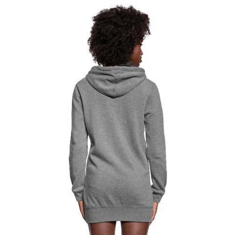 Customize your camping hoodie dress Back