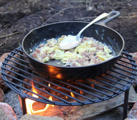 Frying Pan Camping