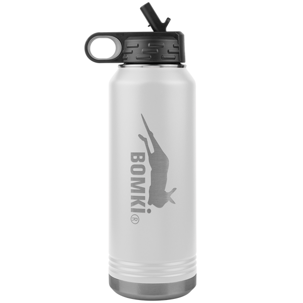 BOMKI 32oz Water Bottle Tumbler