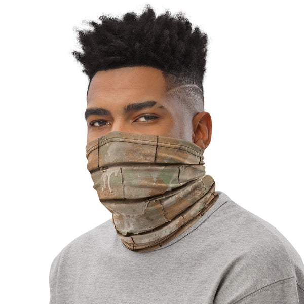 Urban Wall T7 Multifunctional Face Mask Headwear Neck Gaiter All Elements Protection - butiksonline
