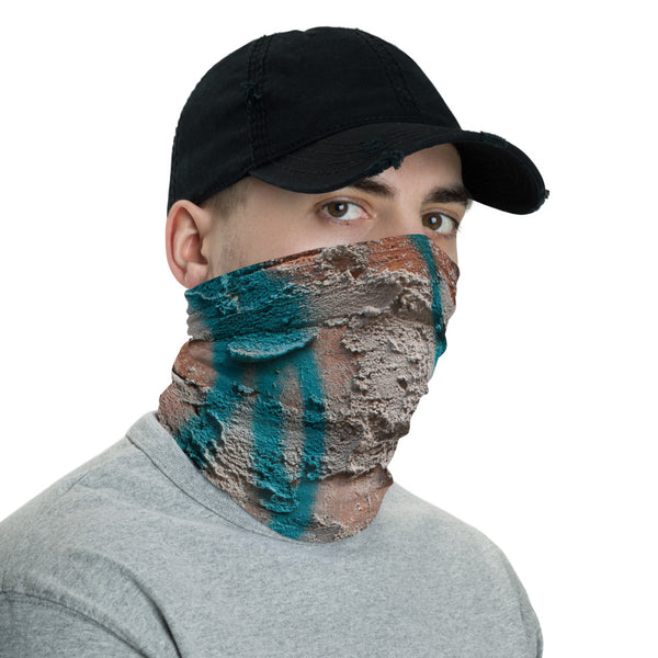 Urban Wall T11 Multifunctional Face Mask Headwear Neck Gaiter All Elements Protection - butiksonline