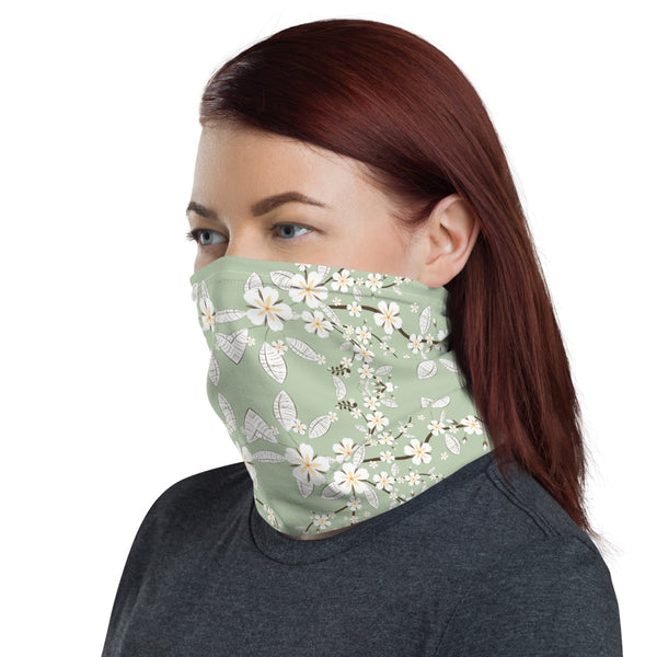 Spring Flower Multifunctional Face Mask Headwear Neck Gaiter All Elements Protection - butiksonline