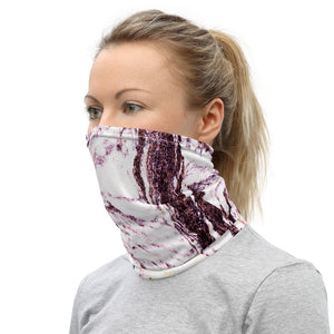 Mystic A5 Texture Multifunctional Face Mask Headwear Neck Gaiter All Elements Protection - butiksonline