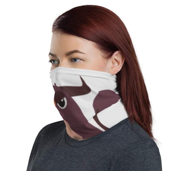 MOO Multifunctional Face Mask Headwear Neck Gaiter All Elements Protection - butiksonline