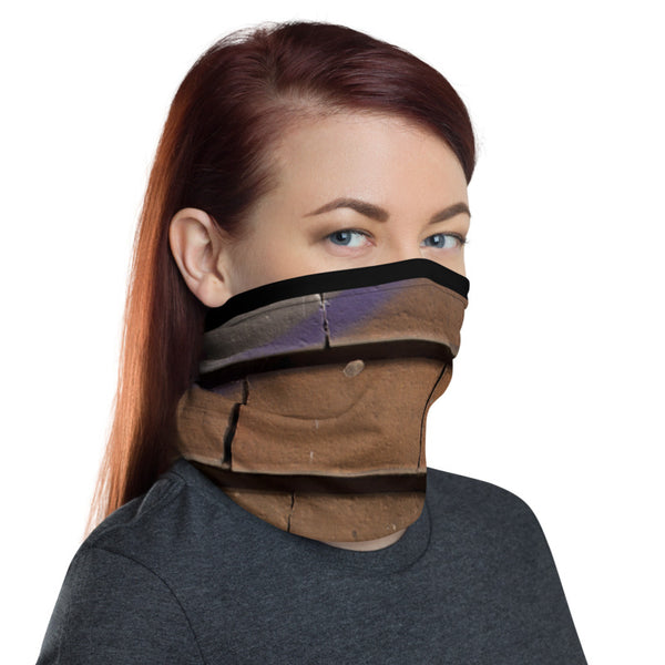 Urban Wall T6 Multifunctional Face Mask Headwear Neck Gaiter All Elements Protection - butiksonline