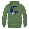 Gildan Heavy Blend Adult Hoodie - military green