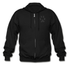 Gildan Heavy Blend Adult Zip Hoodie - black