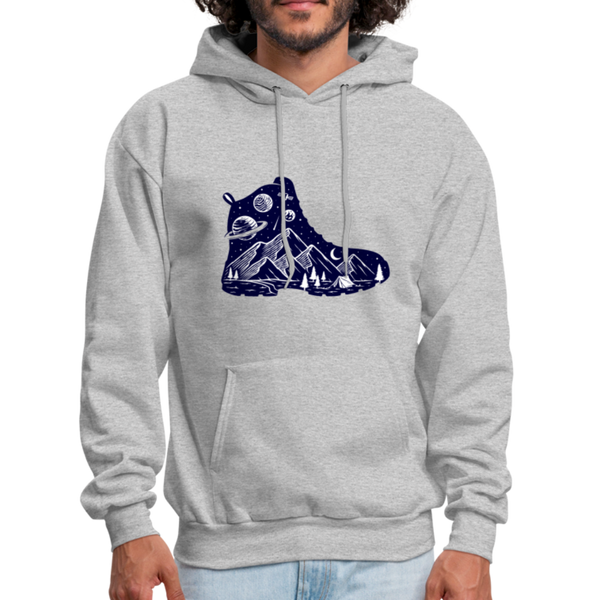 Classic Men's Hoodie - heather gray