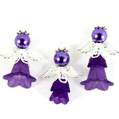 'Katie' Lucite Angel Collection - Makes 10