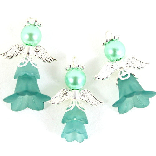 'Lindsay' Lucite Angel Collection - Makes 10