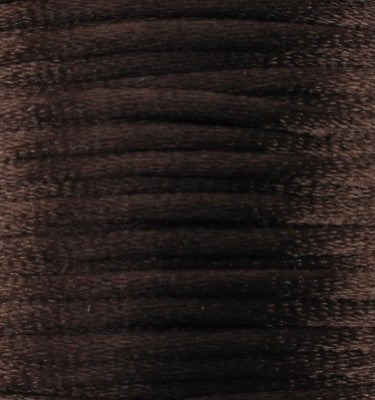 Satin Cord - Brown