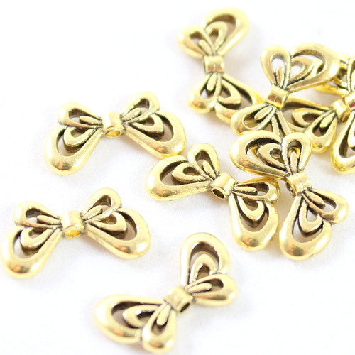 Butterfly Wing Charms – Gold