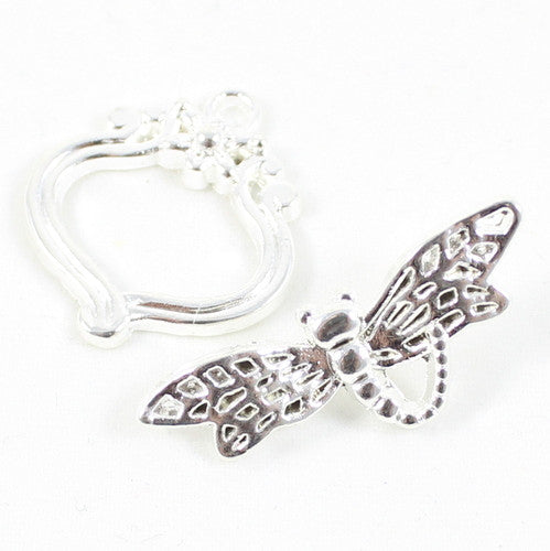 Toggle Clasp - Dragonfly
