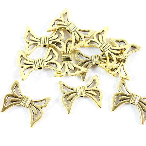 Flutterby Wing Charms – Gold