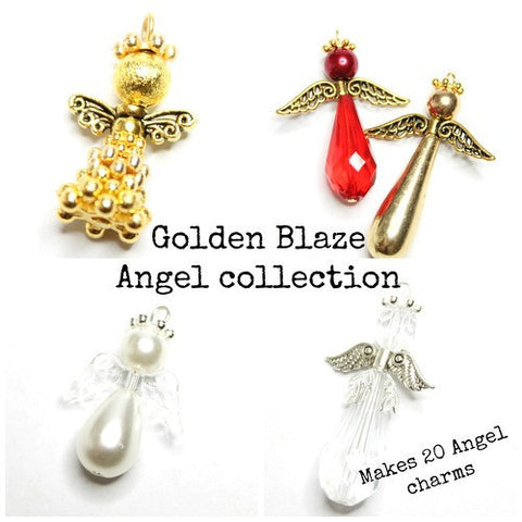 Angel Collection - Golden Blaze