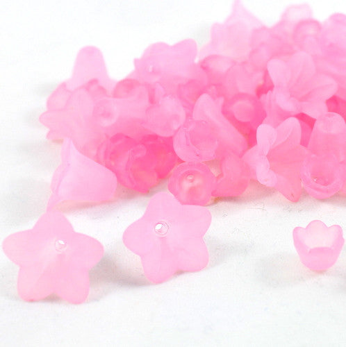 Lucite Flower Collections - Pink