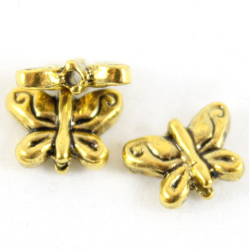 Tibetan Style Butterfly Charms